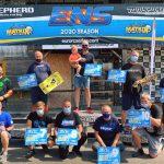 Salven first ENS winner of 2020